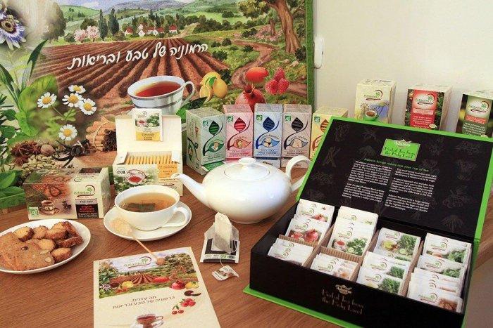 תה עדנים - מגוון טעמים