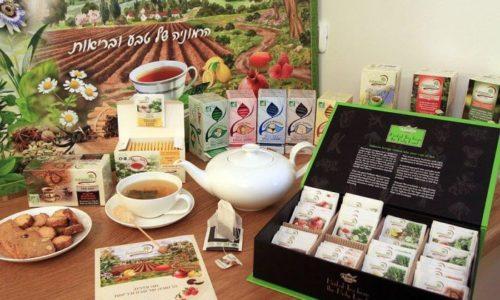 תה עדנים- מגוון טעמים
